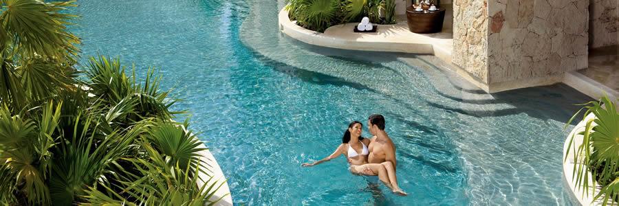 secrets maroma all inclusive honeymoon