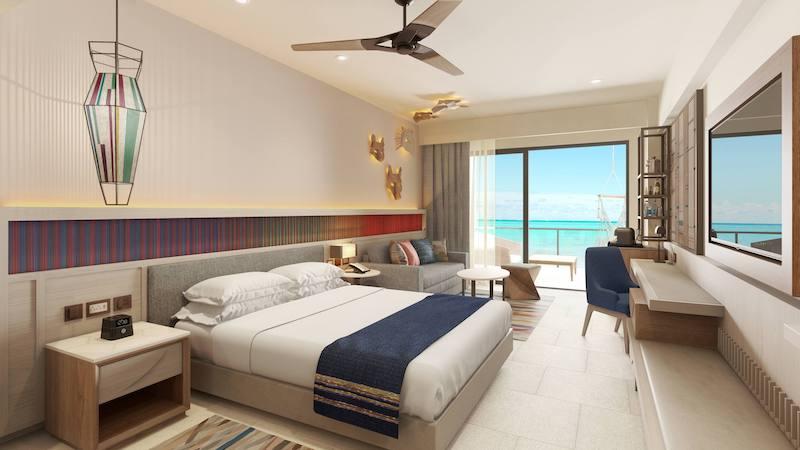 Hyatt Zilara Cap Cana R015 Standard Terrace Guestroom