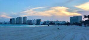 Cancun beach photo