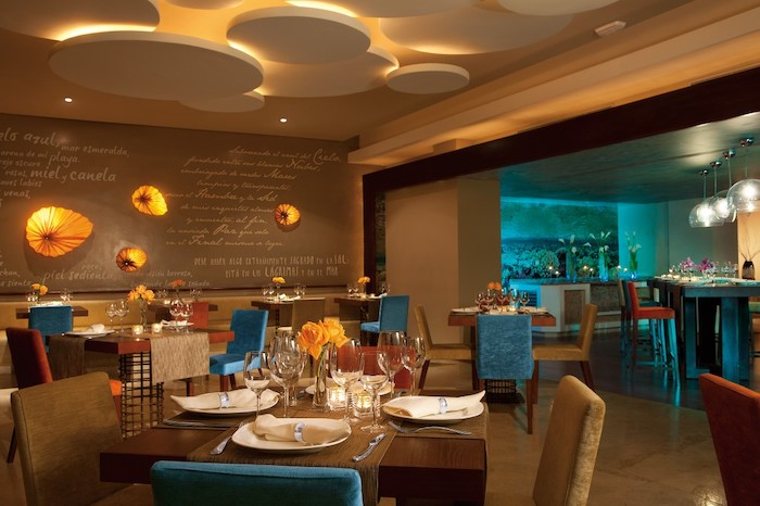 Dreams Royal Beach Restaurants Bars