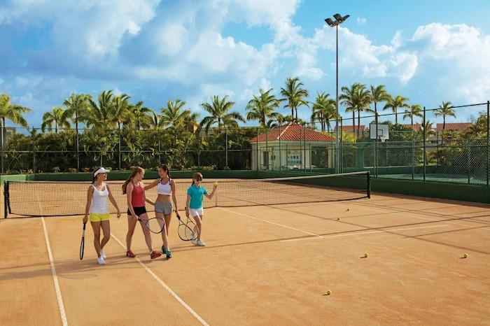 Dreams Royal Beach Tennis