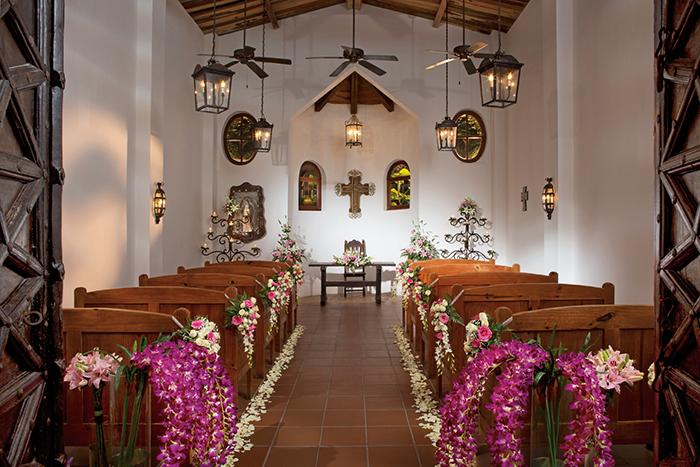 Dreams Tulum Wedding Chapel