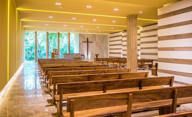 grand velas riviera maya chapel