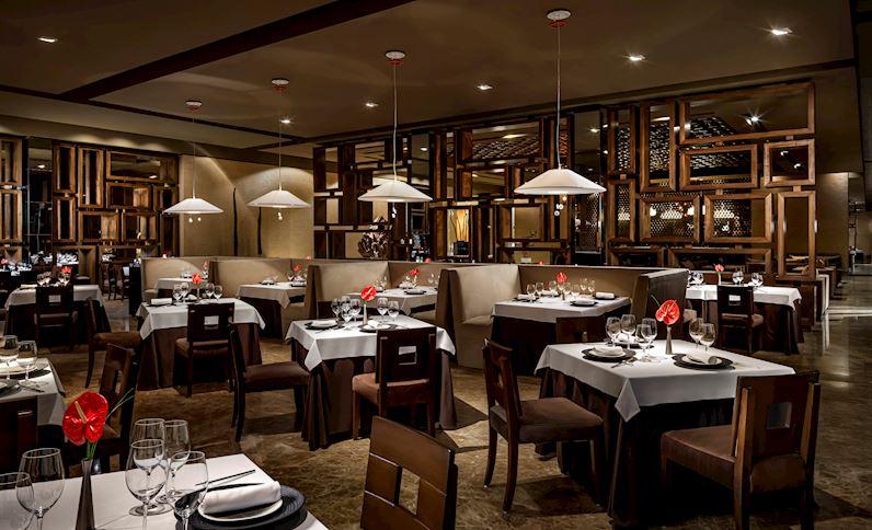 Grand Velas Riviera Maya Restaurants