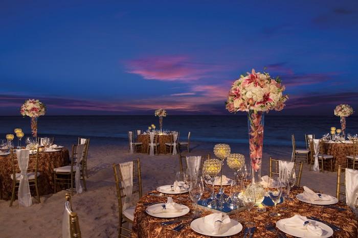 Secrets Royal Beach Weddings