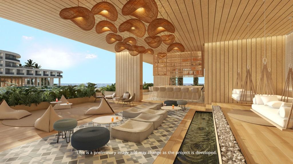Secrets Bahia Mita Lounge