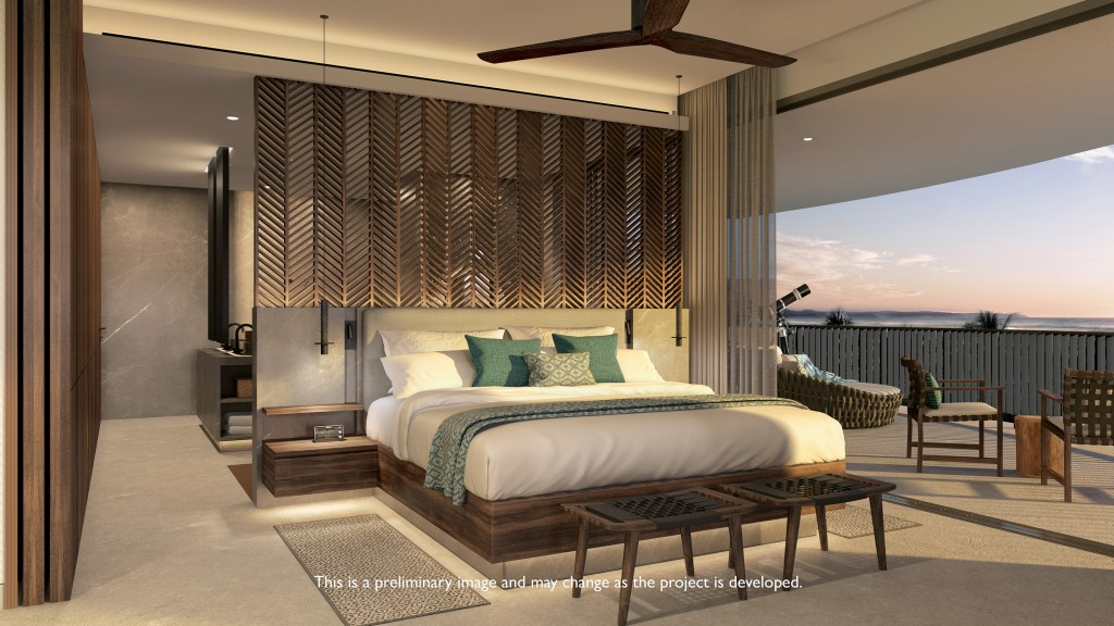 Secrets Bahia Mita Rooms