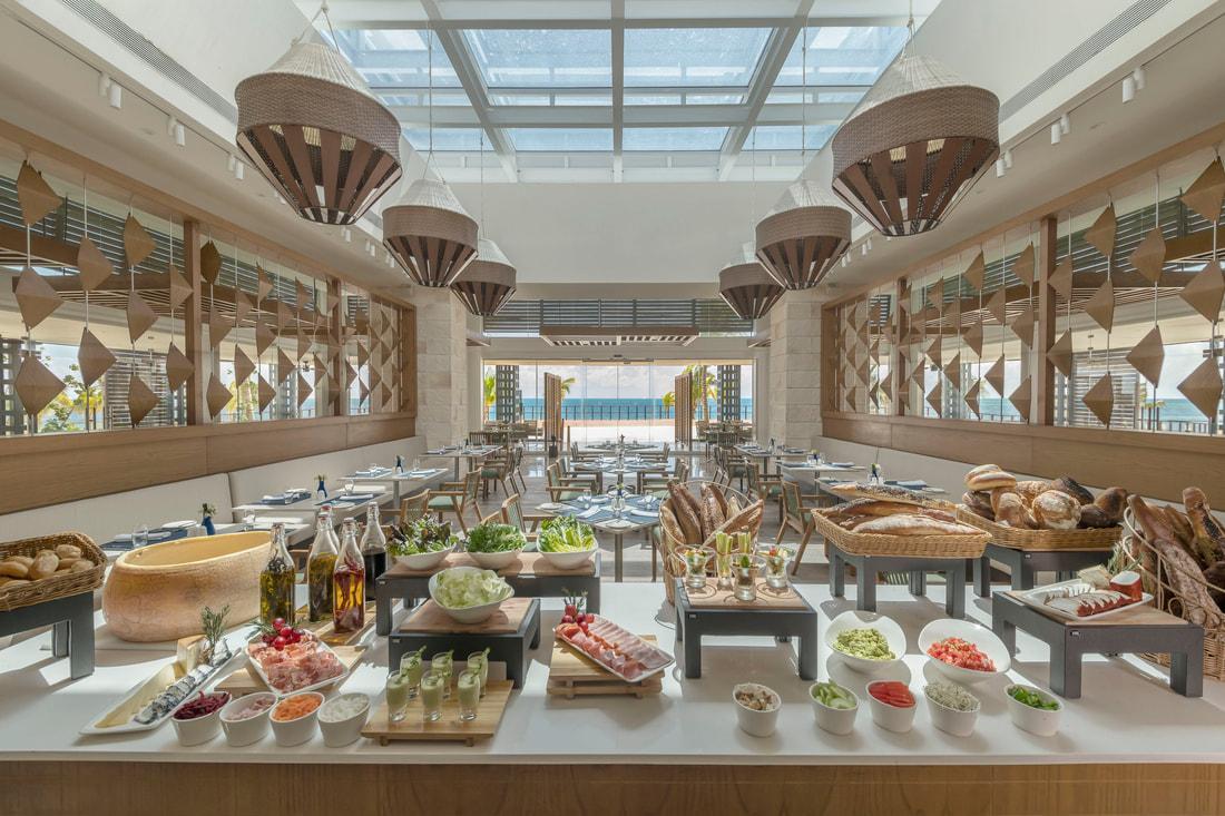 Haven Riviera Cancun Restaurants