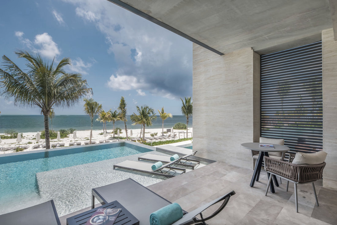 Haven Riviera Cancun Rooms