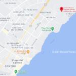 Secrets Moxche Playa Del Carmen Map