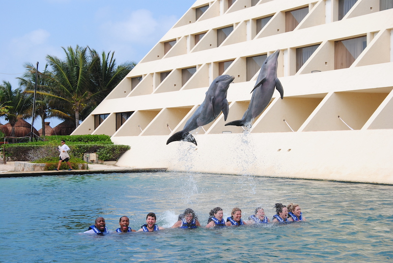 Top 10 Best Family All-Inclusive Resorts in Mexico: Hyatt Ziva Cancun