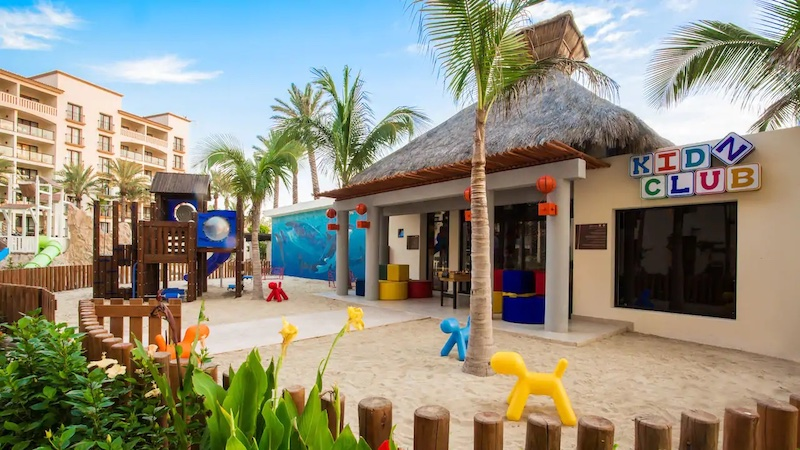 Top 10 Best Family All-Inclusive Resorts in Mexico: Hyatt Ziva Los Cabos